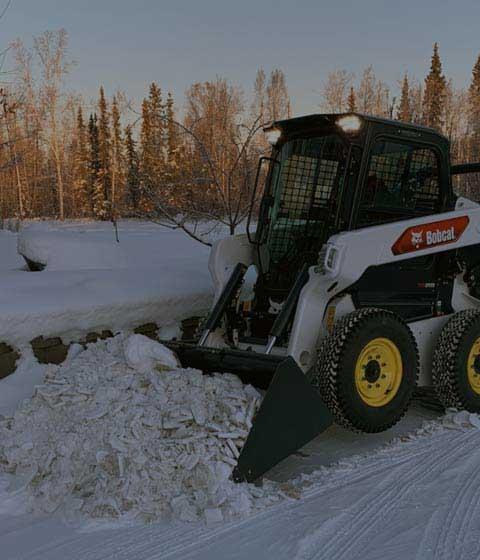 fairbanks snow plow